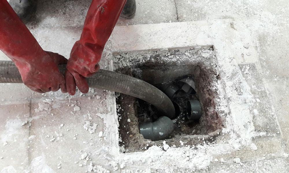 تخلیه چاه حصارک