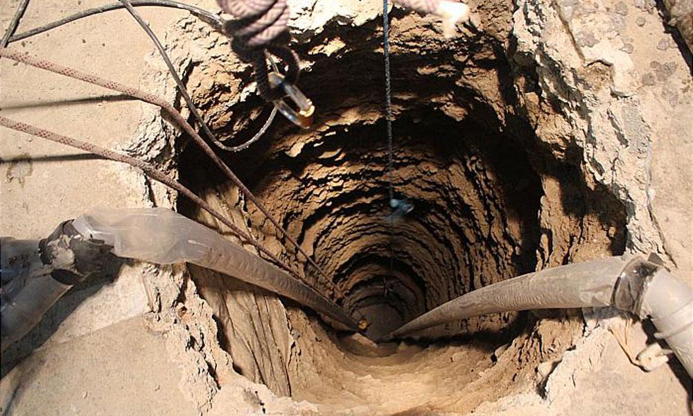 تخلیه چاه در کرج